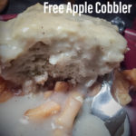Grandma's gluten-free apple cobbler recipe