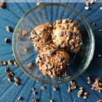 Vegan Chocolate Almond Butter Protein Balls